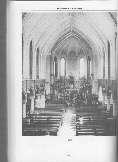 St Teresa's Church 1940 001